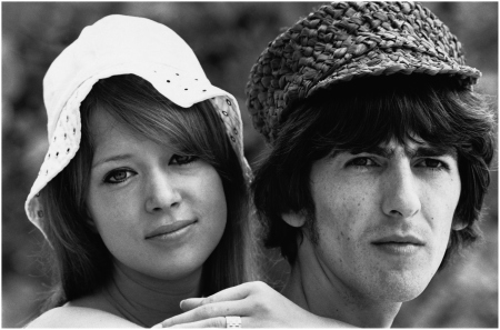 pattie-boyd-and-george-harrison