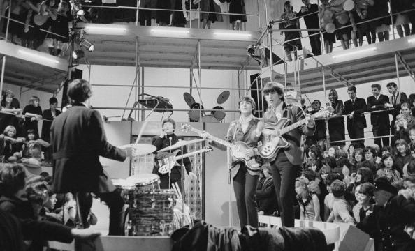 Round The Beatles